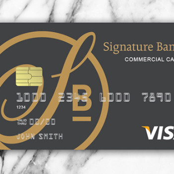Signature Bank Corporate Card
